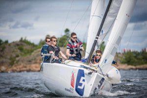 Oppstart J/70 i Ålesunds Seilforening