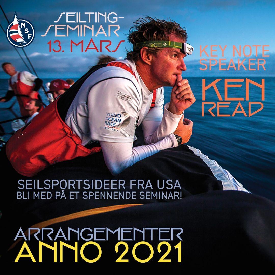 Arrangementer anno 2021 – åpent seminar 13. mars
